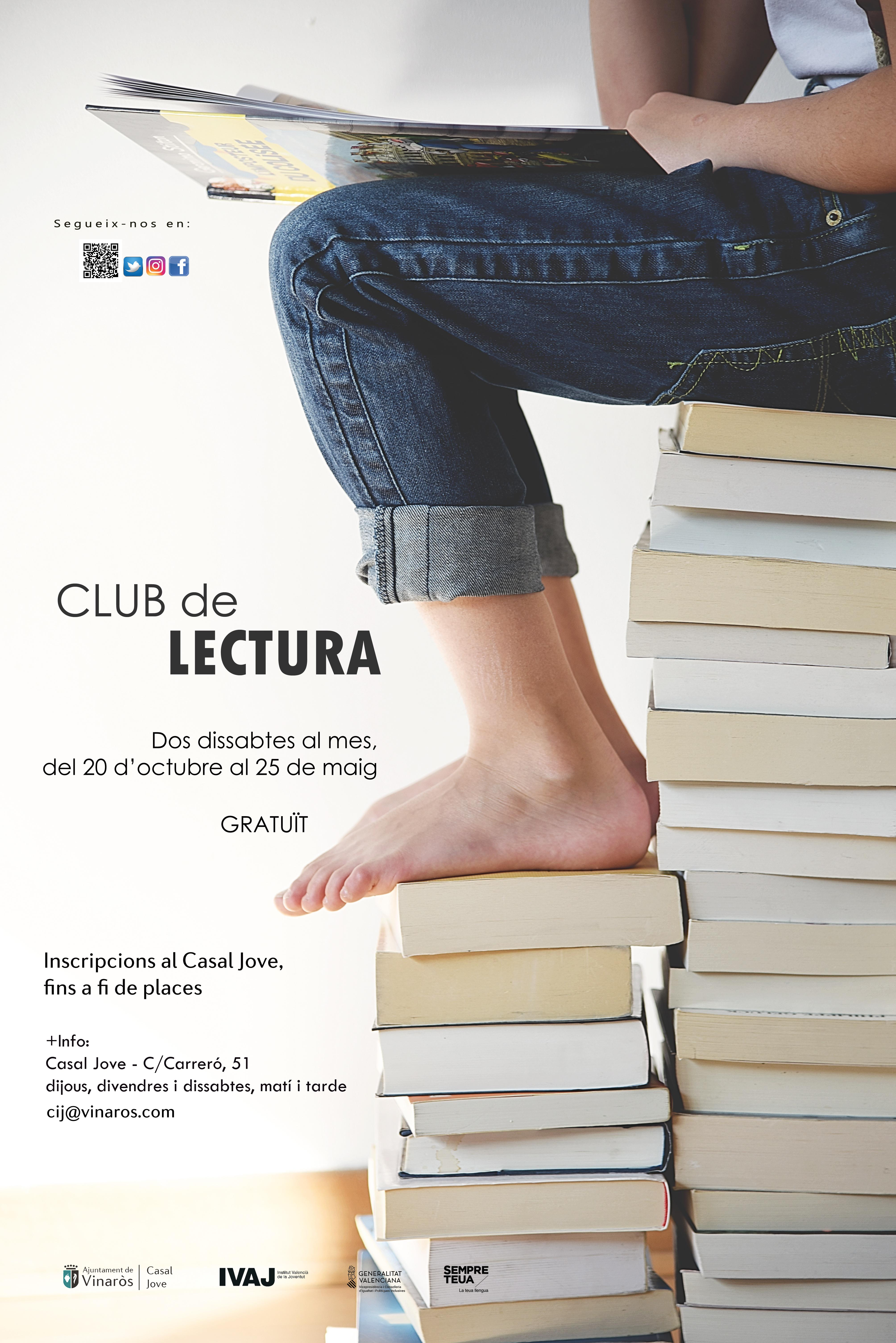 Catell club lectura